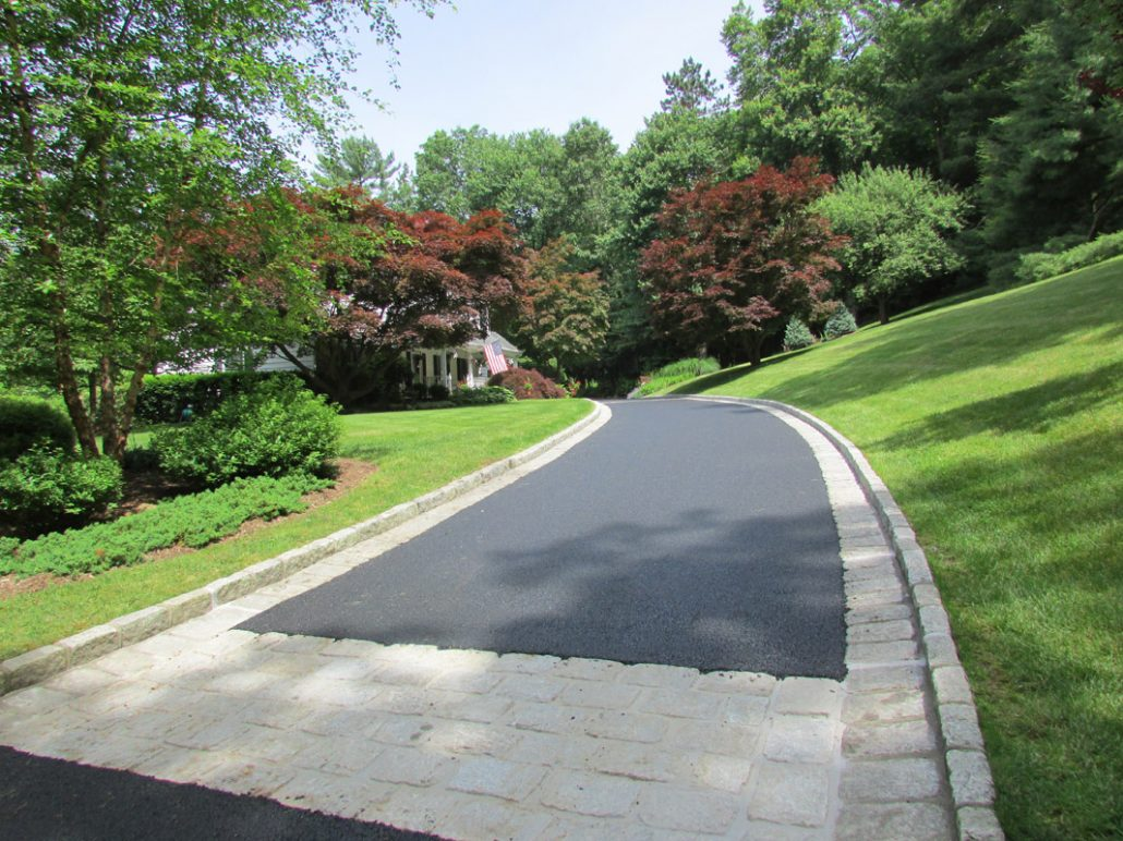 driveway paving and asphalt maintenance